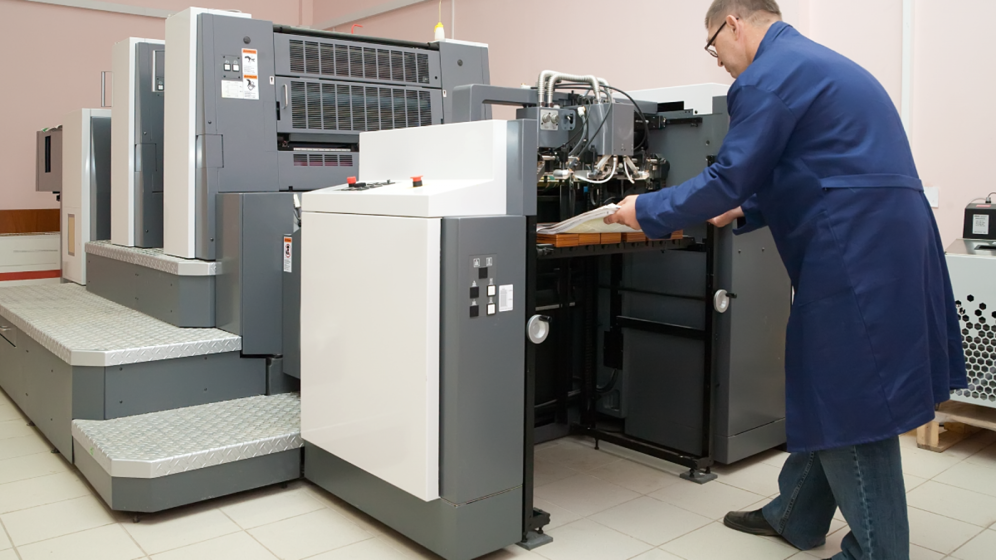 Técnicas de impresión offset Forletter Blog